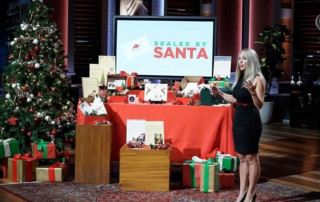 "ISR Client ""Sealed By Santa"" Featured On ABC's Shark Tank 12/9"