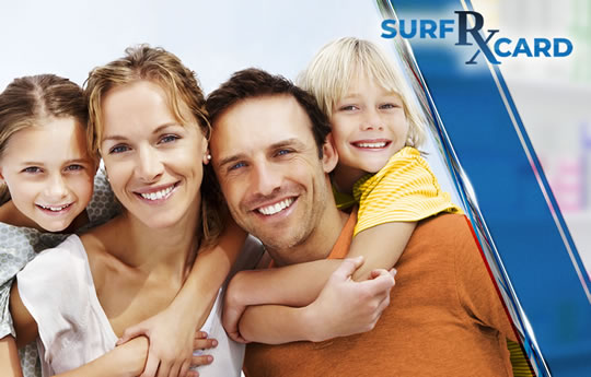 Surf Rx Card