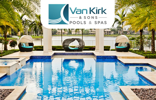 Van Kirk & Sons Pools & Spas