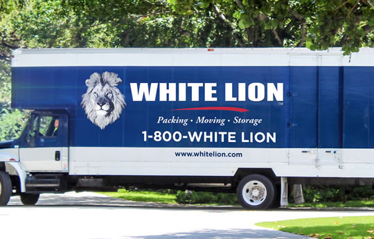 White Lion Moving & Storage